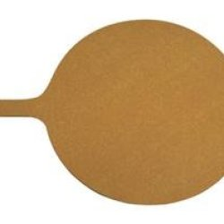 Lloyd Pans Wood-Fiber Laminate 16 Inch Round Pizza Serving/Cutting Board (Large)