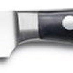 Wusthof Classic Ikon 4-1/2-Inch Utility Knife, Black