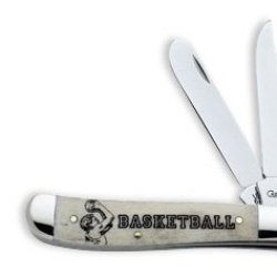 Case 08752 High School Sports Basketball Mini Trapper Knife