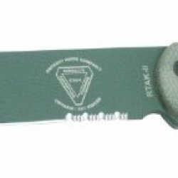 Ontario Knife Rtak-Ii Fixed Blade Knife, Serrated 8629
