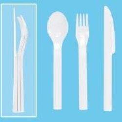 Tupperware On The Go Cutlery Set