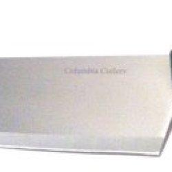 "12"" Columbia Cutlery Chef Knife - Black Handle"