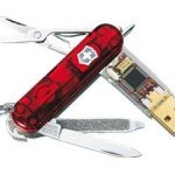 Victorinox Swiss Army Knife Secure 32Gb Usb Fingerprint