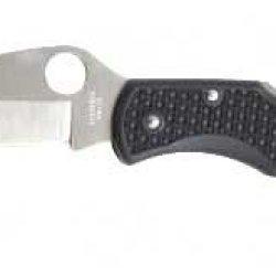 "Spyderco Endura4 Lightweight Folder Knife Vg10 Satin Plain Clip Point 3.938"" Frn"