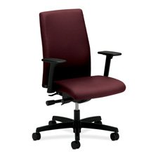 Picture of Comfortable HON Company Products - Executive Mid-Back Chairs, 27