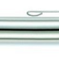 Fisher Space Pen, Bullet Space Pen With Clip And Stylus Tip, Chrome (400Cl/S)