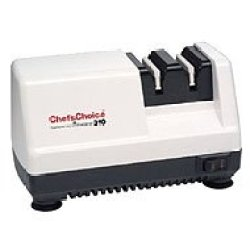 Chef'S Choice Electric Diamond Hone Sharpener 310, White