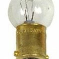 Ge Lighting 1895 Automotive Instrument, Sidemarker Light Miniature Bulb (27945) 10 Lamps Per Tray