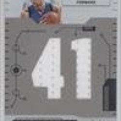 Dirk Nowitzki #9/49 Dallas Mavericks (Basketball Card) 2010-11 Absolute Memorabila Tools Of The Trade Jersey Number Jumbo Materials #31