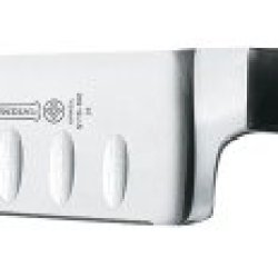 Mundial 5100 Series Black 6-Inch Chef'S Knife With Hollow Edge