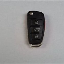 Myt 4073A Audi Factory Oem Key Fob Keyless Entry Car Remote Alarm Replace
