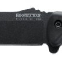 Ka-Bar Becker Bk7 Combat Utility Fixed Blade Knife (7-Inch)
