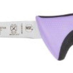 Mercer Culinary Millennia Narrow Boning Knife, 6-Inch, Purple