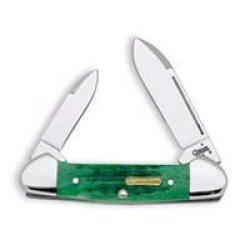 Case 05886 John Deere Baby Butterbean Knife
