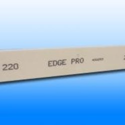 Edge Pro 220 Grit Medium Water Stone Mounted