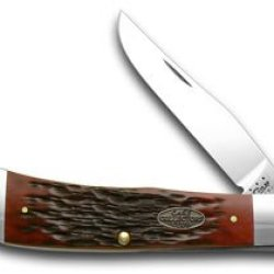 Case Xx Collector'S Club Old Red Jigged Bone Backpocket Pocket Knife Knives