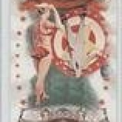 Knife Throwing Knoble Thomas (Baseball Card) 2011 Topps Allen & Ginter'S Step Right Up! Minis #Sru9