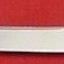 "Burgundy By Reed & Barton Sterling Silver Wedding Cake Knife Hh Ws Custom 12"""