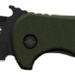Kershaw Cqc-5K Modified Clip Point Blade Knife