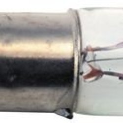 Multicomp 1815 Lamp, Incandescent, Mini Bayonet/Ba9S, 14V, 2.8W (1 Piece)