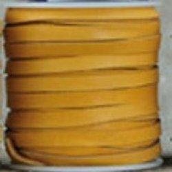 """Gold Deerskin Lace - 3/16"""" X 50 Ft Spool"""