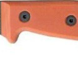 Esee 3 Survival Knife 3Sm-Mb-Od Combo Edge Od Blade Orange G-10 Modified Pommel
