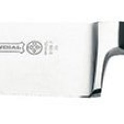 Mundial 5100 Series 7-Inch Santoku Knife, Black