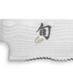 "Shun Classic 7"" Dual Density Utility Knife Dm0763"
