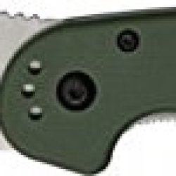 Ontario Knife Rat-1 Knife, 5In. Closed 8849 Od Green