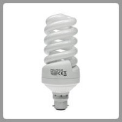 Litepod Company Daylight Full Spectrum Bulb - White - 25 Watt - Bayonet Cap (Bc) - Without Diffuser