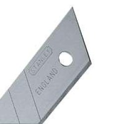 Snap Off Blade, 18Mm, 8 Segments, 4-1/4 In, Pk 5