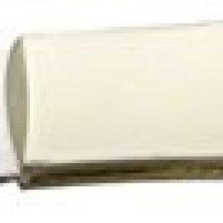 Frost Razor Lock Folding Knife, 3In, Razor Blade, Green Wood Handle 17150Gws