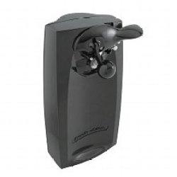 Proctor-Silex 75217 Can Opener Sharpener Extra Tall Black