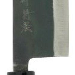 Kotobuki High-Carbon Sk-5 Japanese Nakiri Vegetable Knife, 165Mm