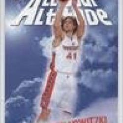 Dirk Nowitzki Nba All-Star Team (Basketball Card) 2005-06 Topps All-Star Altitude #As-Dn