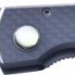 Timberline 8016 Ceramic Folding Knife 3.25 Blade, Carbon Fiber Handle