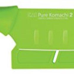 Kai Usa Ab5071 Pure Komachi 2 Nakiri Knife, 5-3/8-Inch