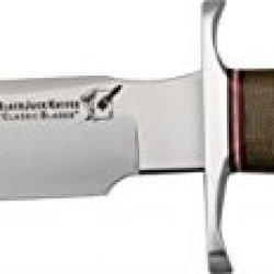 Blackjack Classic Model 7 Fixed Blade Knife, 7In, A-2 Tool Steel, Green Canvas Micarta Bcb7Gs