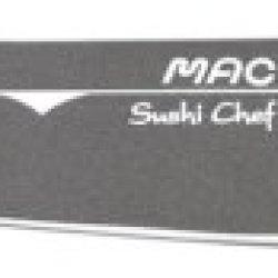 Mac Knife Japanese Series Nonstick Sushi And Sashimi Knife, 8-1/2-Inch