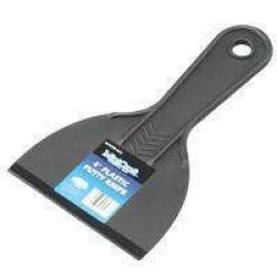 Mintcraft Jl-Ps043L 1 1 1 Plastic Putty Knife, 4-Inch