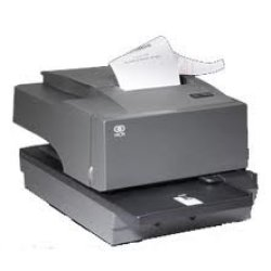 7168 Receipt-Slip Printer (2-Sided, 80Mm, Rs232/Usb, Micr And Knife) - Color: Charcoal