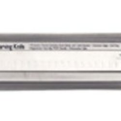 Update International Kge-07 Stainless Steel Forged Granton Edge Carving Knife, 12-Inch