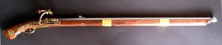 DENIX(デニックス) 火縄銃種子島 ポルトガル伝来 1543年モデル 全長110cm [1274]