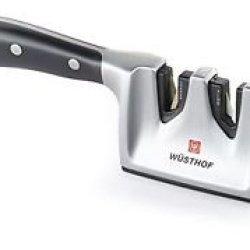 Wusthof Classic Ikon Precision Edge 2-Stage Knife / Blade Sharpener.