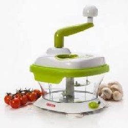 The Original!! Master Slicer Vegetable Fruits Onion Herbs Dicer Food Slicer Chopper Salad / Herb Spinner