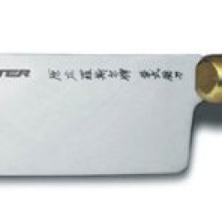 """Dexter Russell S5197 Chinese Chefs Knife - 7""""W X 2""""D Blade"""