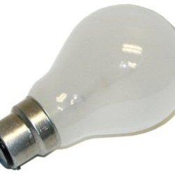 General 06022 - 60A19/If B22D A19 Light Bulb