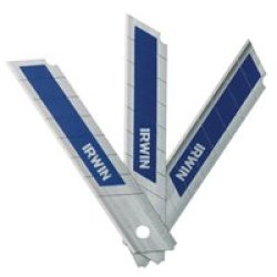 Irwin Bi-Metal 18Mm Snap Blades 3 Pack 2086403