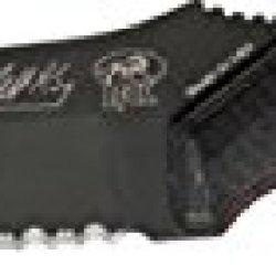 Randall King Desert Enforcer Fixed Knife, Cpm-S30V Stainless Partially Serrated Tnto Rkkdenfst Bk