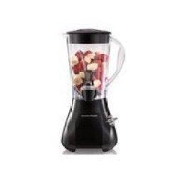 Hamilton Beach 54615B Wavestation Express Dispensing Blender With 48-Ounce Jar, Black